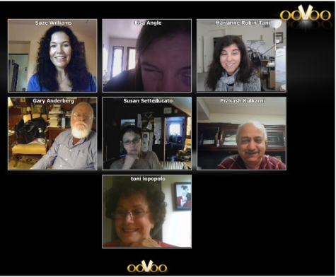 oovoo writing workshop