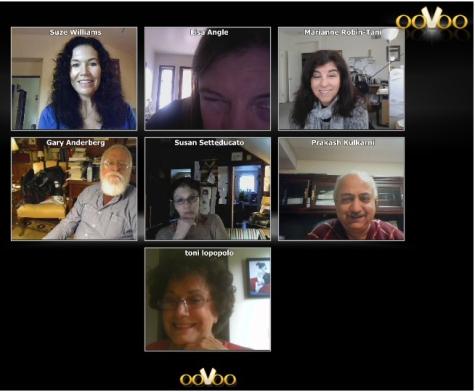 oovoo writing workshop