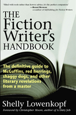 fiction writers handbook by shelly lowenkopf