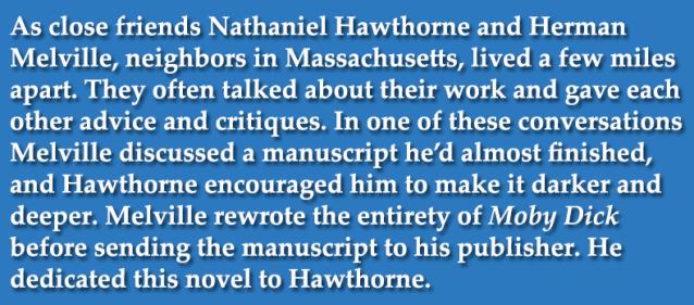 hawthornemelville